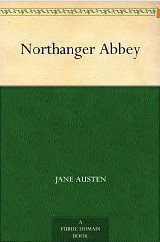 Northanger Abbey Cover Title